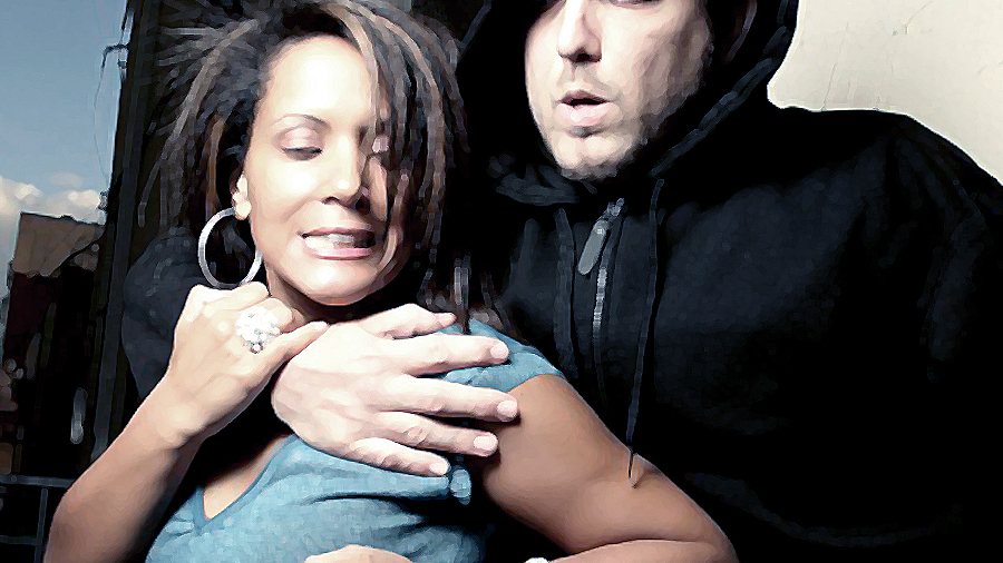 escape chokehold self defense