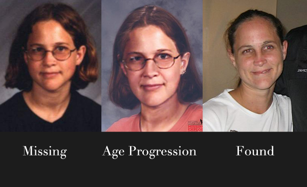 connie mccallister found missing age progression