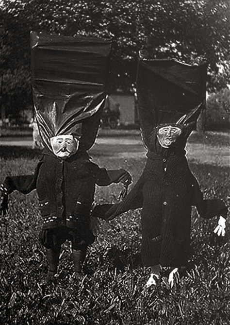 Horrifying Halloween Costumes
