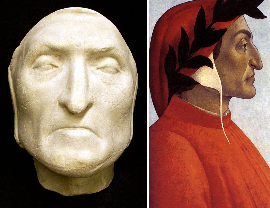 Faces of Death: 20 Death Masks of Famous and Infamous ...