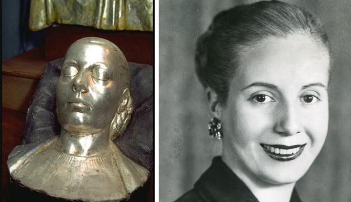Mary Queen Of Scots Death Mask Faces of Death: 20 Dea...