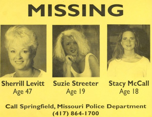 the springfield three missing found
