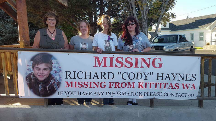 cody haynes family justice