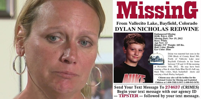 elaine hall dylan redwine mother